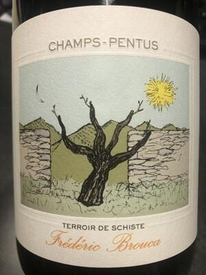 Frederic Brouca Champs Pentus Terroir de Schiste 2018