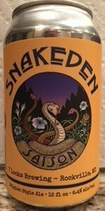 7 Locks Brewing Snakeden Saison 6-Pack