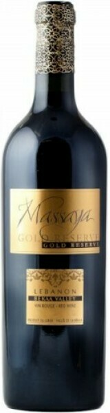 Massaya Gold Reserve Red 2010