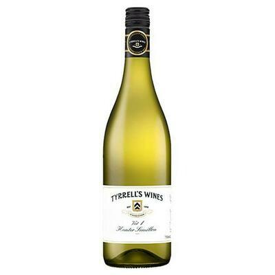 Tyrrell's Wines Hunter Valley Semillion 2019