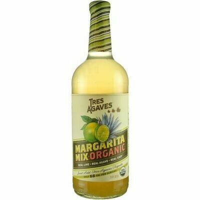 Tres Agaves Organic Margarita Mix 1 Liter