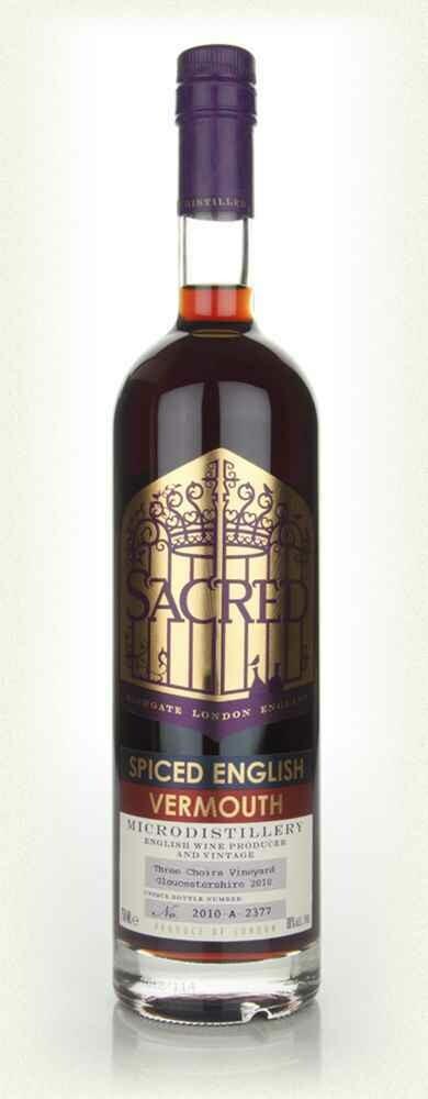 Sacred Spiced English Vermouth 750ml