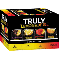 Truly Lemonade Mix 12-pack