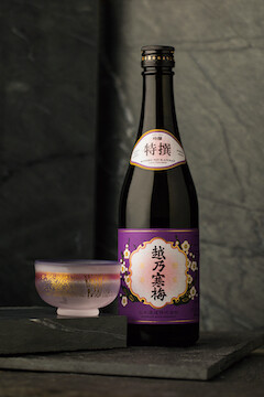 Koshi no Kanbai Vanishing Point Tokusen Sake 500ml