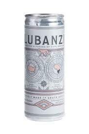 Lubanzi Rose Bubbles 250ml Can