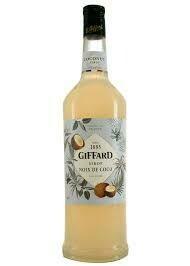Giffard Sirop Noix de Coco- Ltr