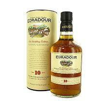 Edradour 10-year Single Malt Scotch