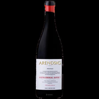 Arendsig Pinotage Blanc Single Vineyard Inspirational Batch 7 2018