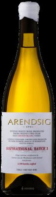 Arendsig Chenin Blanc Single Vineyard Inspirational Batch 3 2018