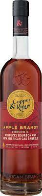 Copper & Kings American Apple Brandy 92 Proof 750ml