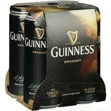 Guinness 14.9oz. Cans -4pk