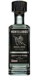 Montelobos Espadin Joven Mezcal 750ml