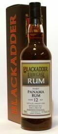 Blackadder Panama Rum 750ml