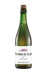 Domaine Du Verger Cidre Rosé