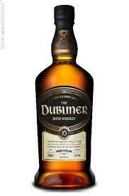The Dubliner 10-yr Irish Whiskey