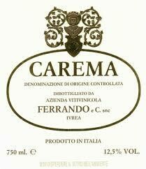 Luigi Ferrando Carema Etichetta Bianca 2016