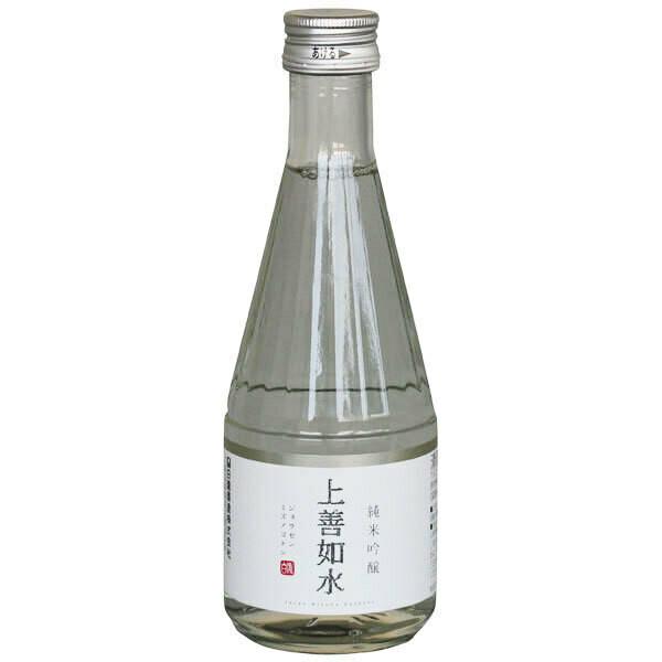 Jozen 'White' Junmai Ginjo Sake 300ml