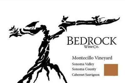 Bedrock Cabernet Sauvignon Sonoma Valley Montecillo Vineyard 2017