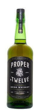 Proper Twelve Irish Whiskey- 1.75L