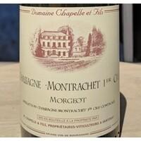 Chapelle Chassagne Montrachet 1er Cru Morgeot 2016