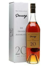 Francis Darroze Bas- Armagnac Les Grands Assemblages 20yr
