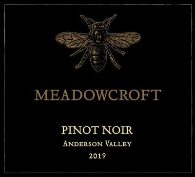 Meadowcroft Pinot Noir Anderson Valley 2019