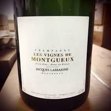 Jacques Lassaigne Blanc de Blancs Brut Les Vignes de Montgueux NV