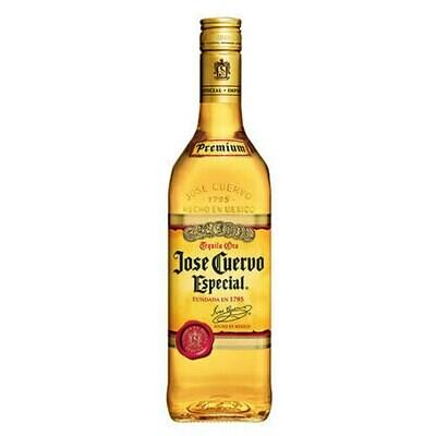 Jose Cuervo Especial Gold Tequila - 750ml