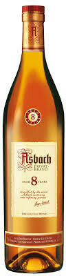 Asbach Uralt 8-yr Brandy