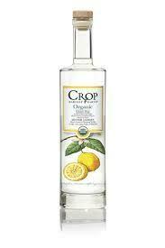 Crop Organic Lemon Vodka- 750ml