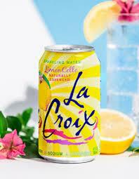 La Croix Sparkling Limoncello Flavor 12 Oz Cans 12 pack