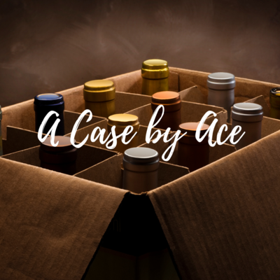 """""""A Case by Ace"""" selected by our wine buyers. Wines ranging from $8-$12 per bottle. Red/White/Rosé/Sparkling options available. *Curbside Pickup and DC Delivery Only*"""