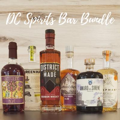 DC Spirits Thanksgiving Bar Bundle