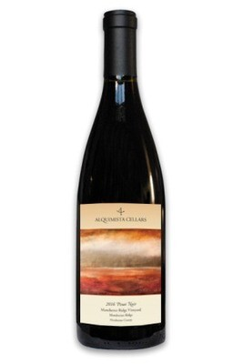 Alquimista Manchester Ridge Mendocino Pinot Noir 2016