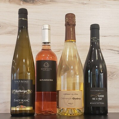 Staff Selected Thanksgiving Wine Package #1