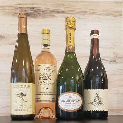 Staff Selected Thanksgiving Wine Package #3
