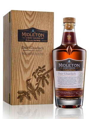Midleton Dair Ghaelach Knockrath Forest Tree No. 6 Irish Whiskey 113.2 proof