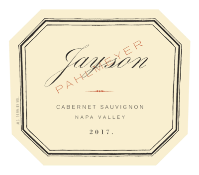 Jayson by Pahlmeyer Cabernet Sauvignon Napa Valley 2017