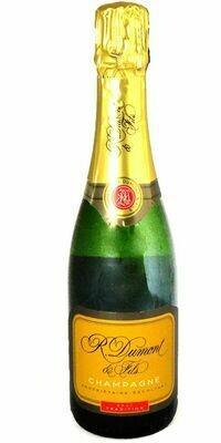 Champagne R Dumont & Fils Brut NV 375ml