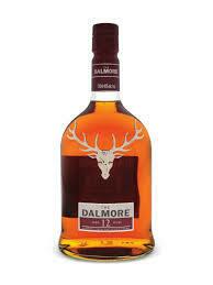 Dalmore 12yr Highland Single Malt Scotch Whisky- 750ml