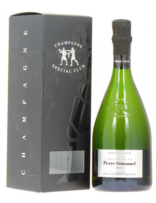 Champagne Pierre Gimonnet Special Club 2012