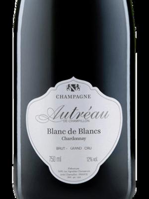 Champagne Autreau Blanc de Blancs Grand Cru Brut NV