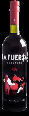 La Fuerza Vermouth Rojo 750ml