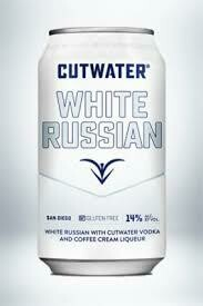 Cutwater White Russian 4-pack cans