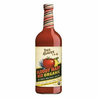 Tres Agaves Organic Bloody Mary Mix
