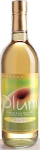 Crystal Lake Plum Wine