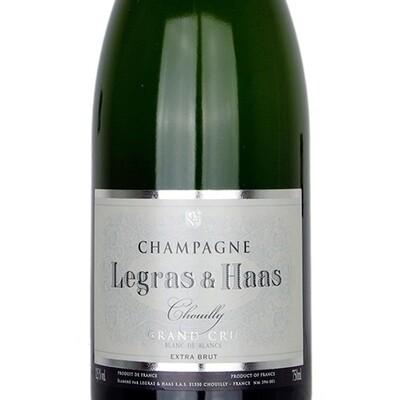 Legras & Haas Grand Cru Blanc De Blancs Extra Brut NV
