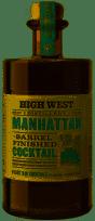 High West Distillery, Barreled Manhattan - 750ml