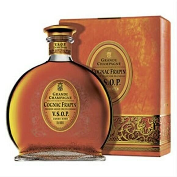 Cognac Frapin Grande Champagne VSOP Cognac (CLOSEOUT)