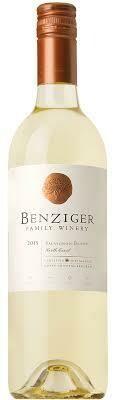 Benziger Sauvignon Blanc 17